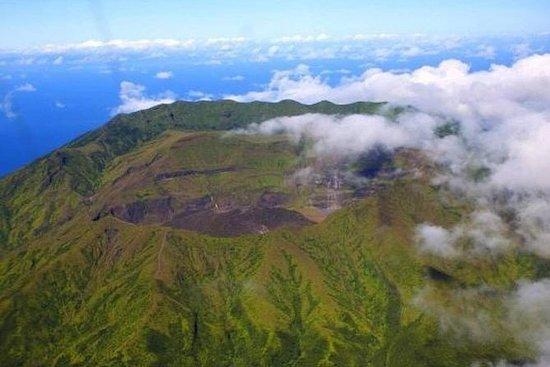 Tour du volcan La Soufrière avec...