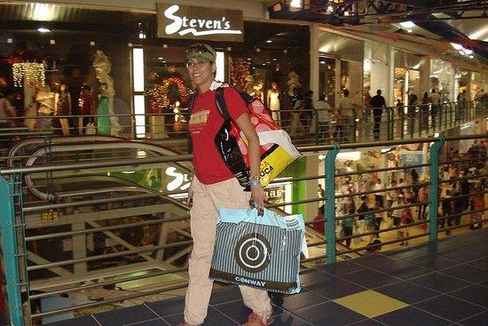 Tur og shopping i Zona Libre Colon...