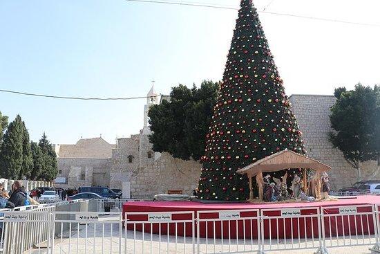 Full dagstur til Bethlehem, Jericho...