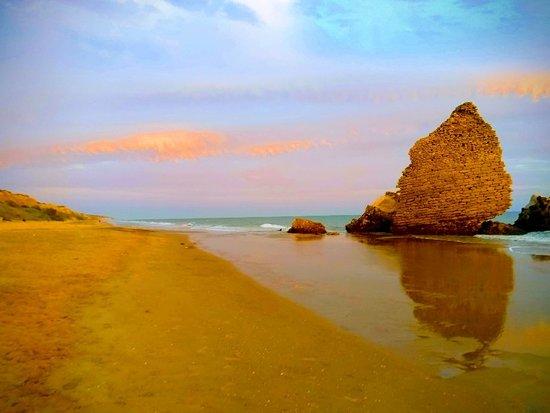 Playa Torre de Rio de Oro
