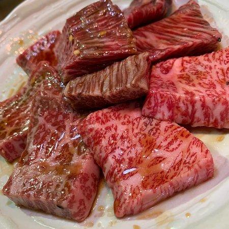 赤身とホルモンを余すところなく味わいつくすことができる『牛一匹コース』