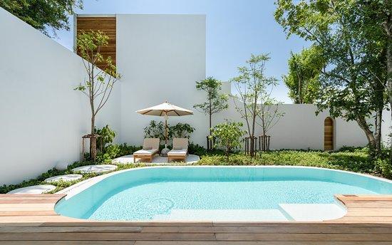 SALA Samui Chaweng Beach Resort: Garden Wing 2-Bedroom Pool Suite