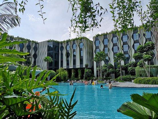 Small Luxury Hotel in Sentosa