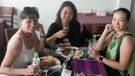 These guests loved our tender Aussie beef steak. You will too...
