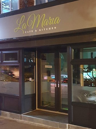 Welcome to La Maria Cafe!!!!
