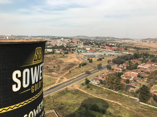 View from Soweto-Tours