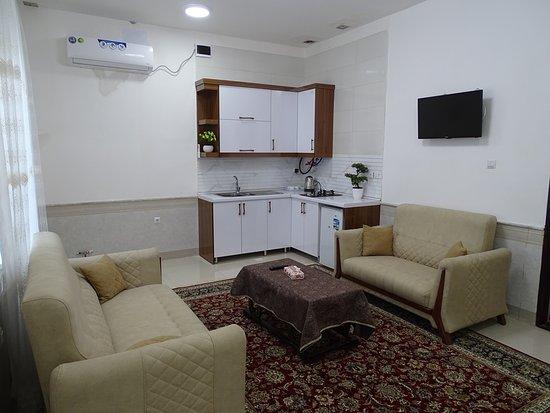 Ferdows, إيران: hotel  آبگرم معدنی هلال فردوس ویلاهای سه ستاره Hilal Ferdows Hot Mineral Spring Water Therapy Villas
