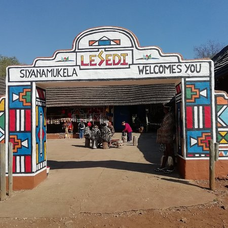 Township Travel: Book your Lesedi Cultural village with us!