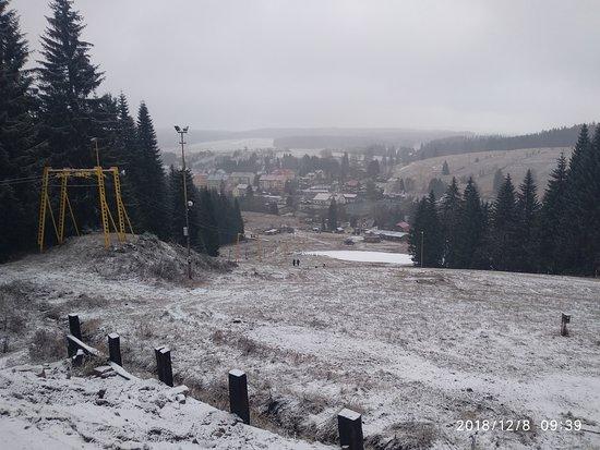 Pernink, Tsjechië: Sjezdové tratě Velflink