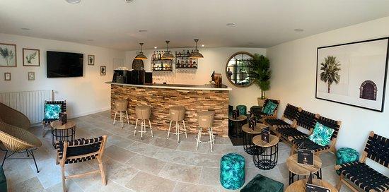 Hotel O'Banel: Bar Lounge