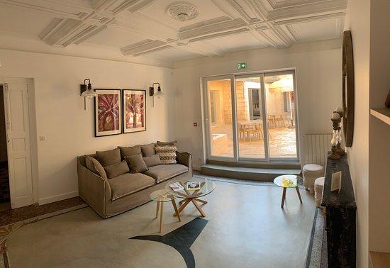 Hotel O'Banel: Salon privé