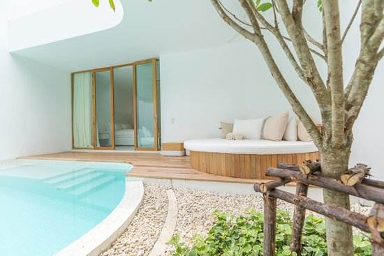 SALA Samui Chaweng Beach Resort: Garden Wing Pool Villa