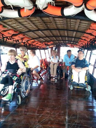vietnam Wheelchair travel