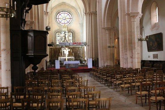 Eglise de Saint-Marcel