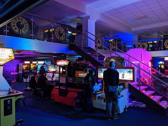 Arcade Club Leeds