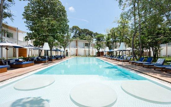 SALA Samui Chaweng Beach Resort: Garden Wing Pool