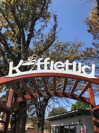 Entrance to Koffietijd