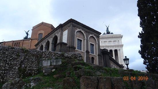 Roma. Colle Capitolino (Aprile 2019)