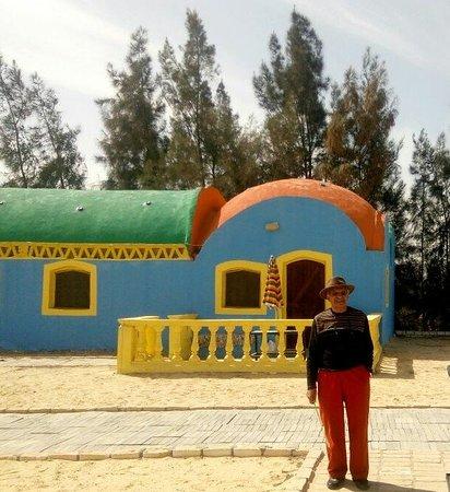 Wadi El Natrun, อียิปต์: El Hammra Eco Lodge