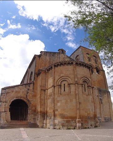 Sepúlveda, España: la iglesia