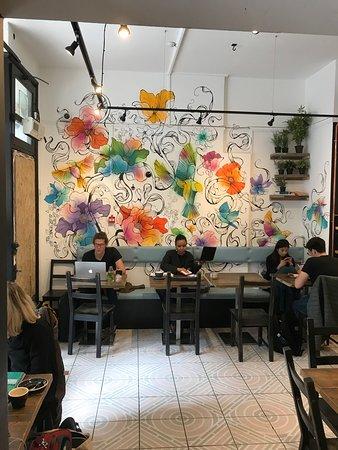 Half Cup: Wall art
