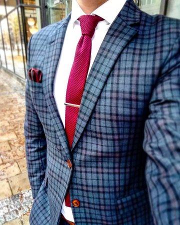 gray blue pattern