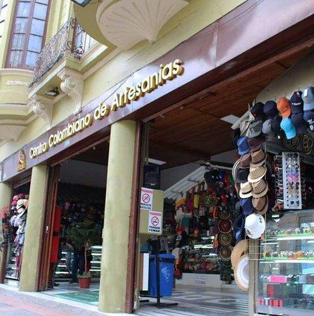 Centro Colombiano de Artesanias