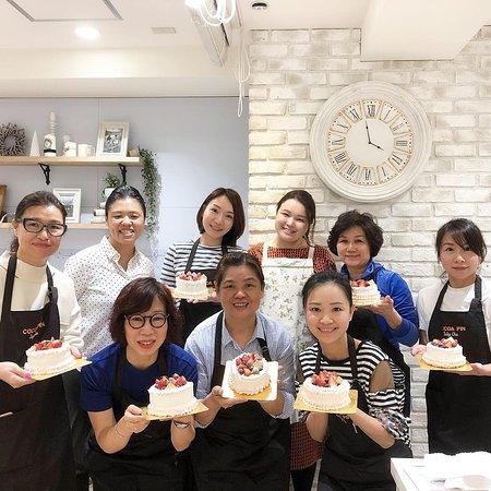 Baking School Fait Beau Tokyo