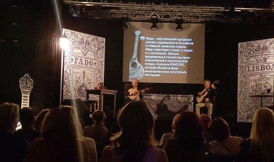 Skip the Line: Live Fado Show Ticket in Lisbon: 'Fado in Chiado': Fado in Chiado, Lisboa, Portugal