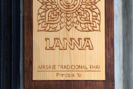 LANNA Masaje Thai