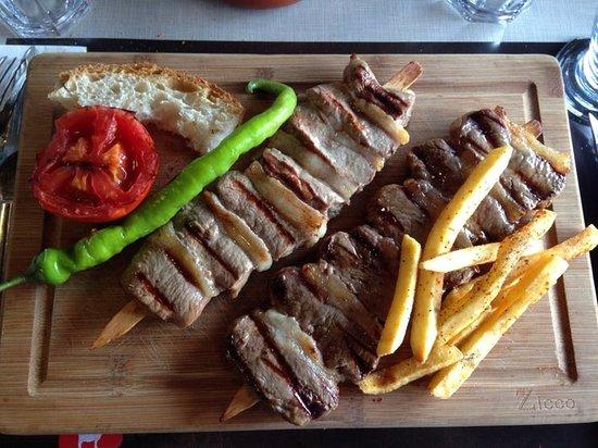 Cayirova, Turkije: Best restaurant