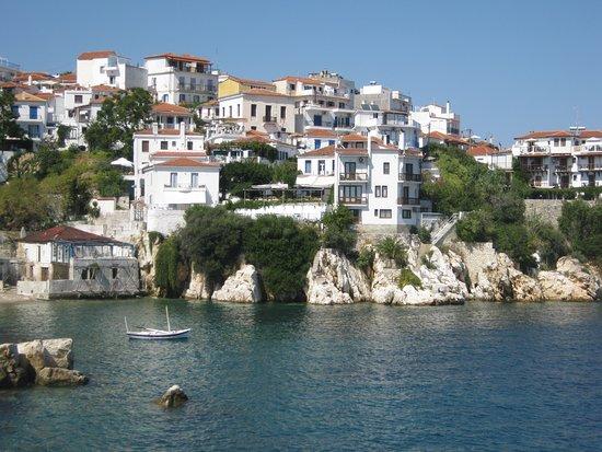 Σκιάθος, Ελλάδα: Остров Скиатос.