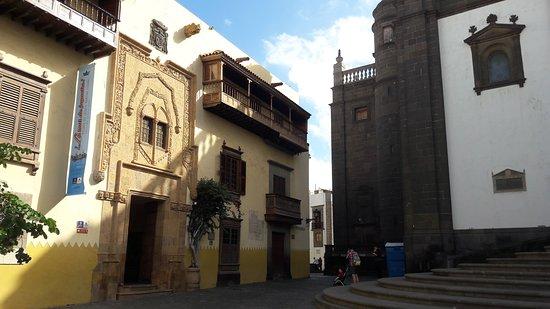 La façade extérieure