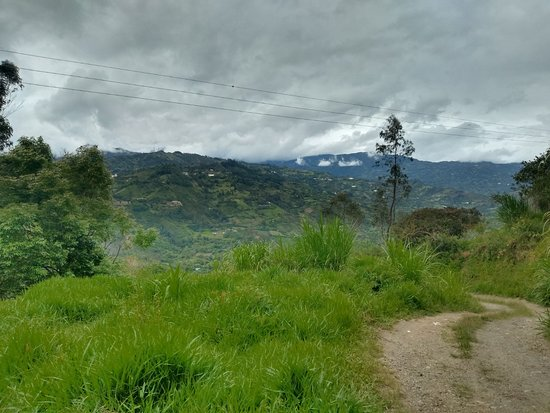 Ubaque, Колумбия: Paisaje