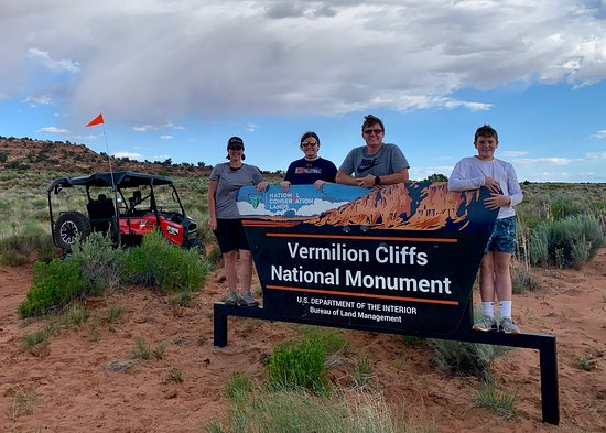 Vermillion Cliff National Monument