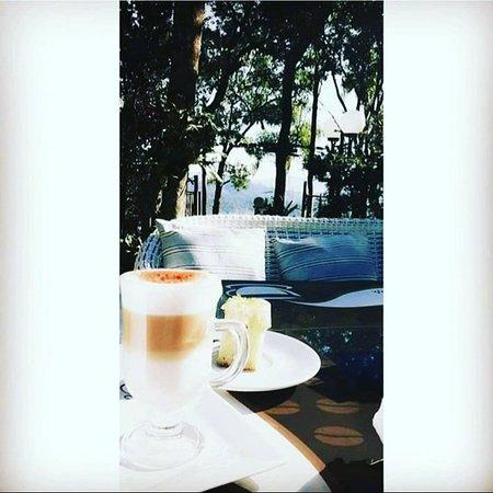 Café especial aos enamorados