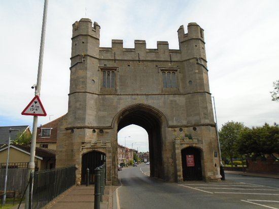 ‪‪King's Lynn‬, UK: South Gate King's Lynn‬
