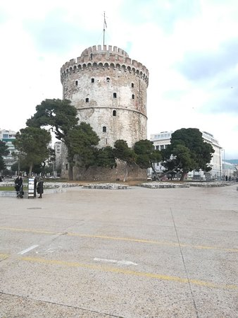 Soluň, Řecko: Salonicco....da 4 anni la mia seconda casa! 😍