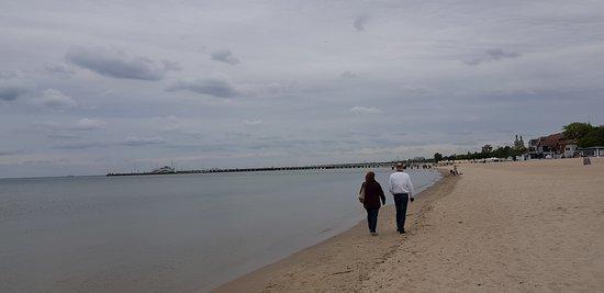 Sopot Beach: Otra vista