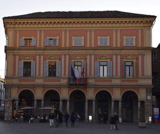 Palazzo dei Mercanti di Piacenza