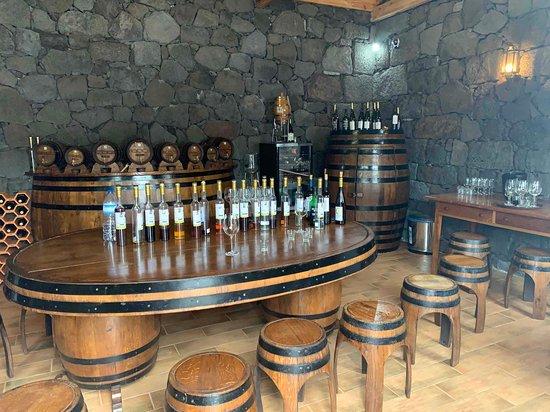 Santo Antonio, Portugalia: tasting room