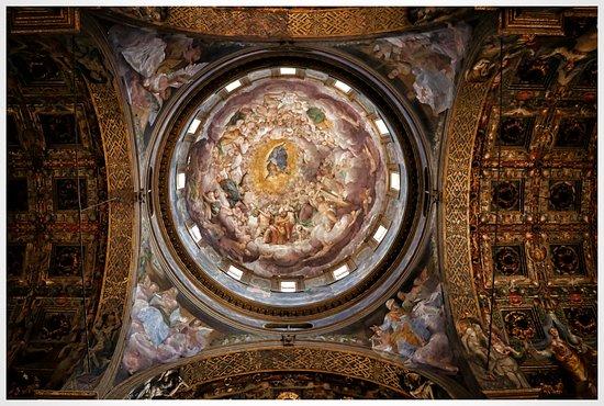 Basilica di Santa Maria della Steccata(Madonna della Steccata)