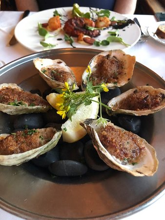 breaded oysters
