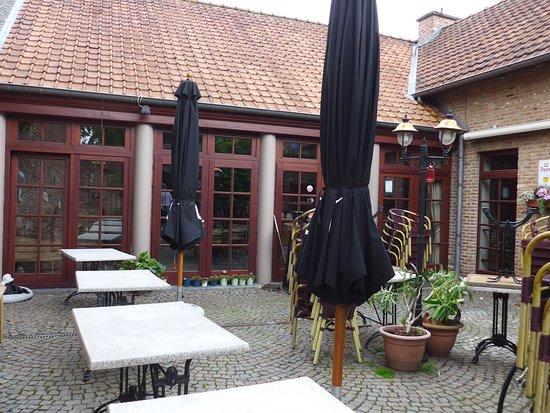 Het Begijntje: Sint-Truiden, 't Begijntje, courtyard