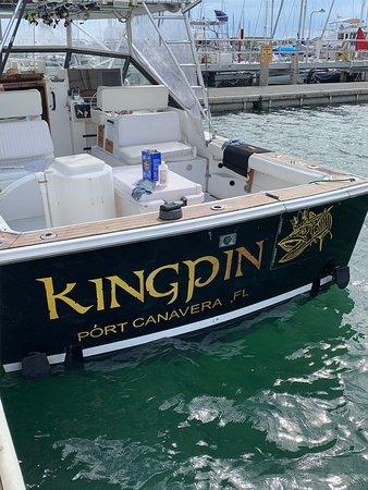 Port Canaveral, FL: Kingpin