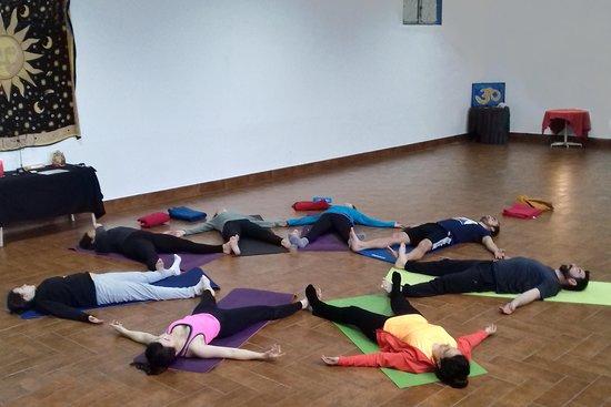 Shanti Yoga Terceira