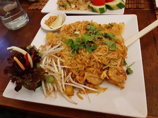 Bird Thai Restaurant لوحة