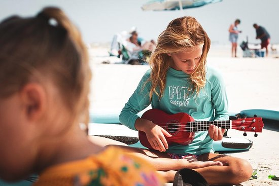 The WSMS Surf Art Camp