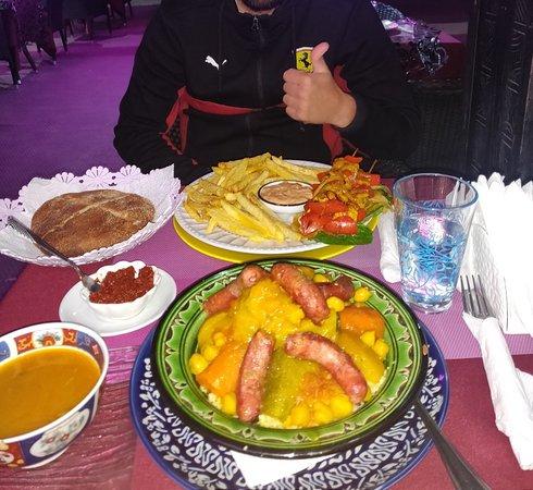 Restaurant Bab Agadir ภาพ
