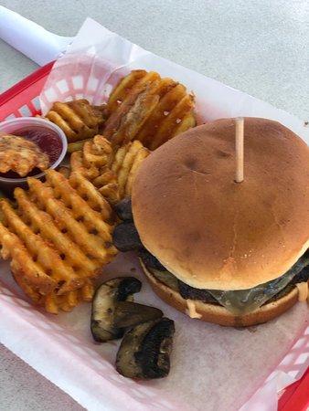 Bosque Burgers